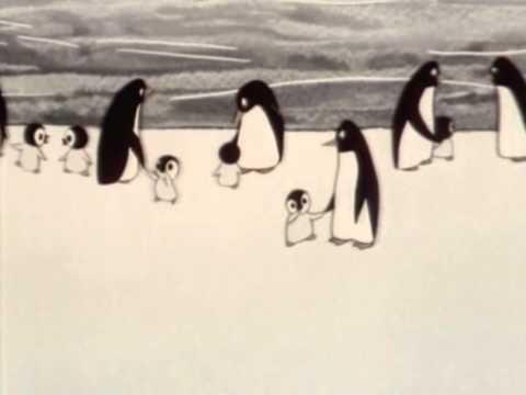 Пингвины 1968 мультфильм