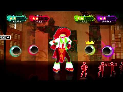 Apache (Jump On It) by The Sugarhill Gang   Just Dance 3 Gameplay