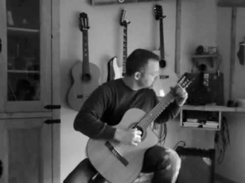Klassische Gitarre / Küss mich halt mich Lieb mich / das Aschenbrödel Lied