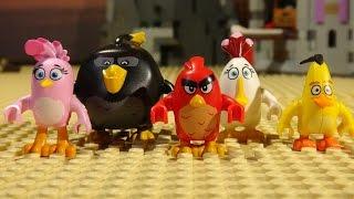 LEGO ANGRY BIRDS  - SUPER MEGA COMPILATION