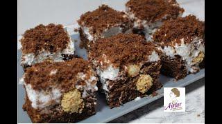 Ein Kuchen mit Überraschung I Ici cotto dolgulu kakaolu pasta tarifi