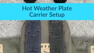 Stand Off Ventilation for Plate Carriers with IceVents