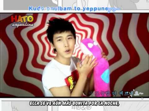 (S)uper (J)unior (H)appy - PAJAMA PARTY (Karaoke & Subs en Español)