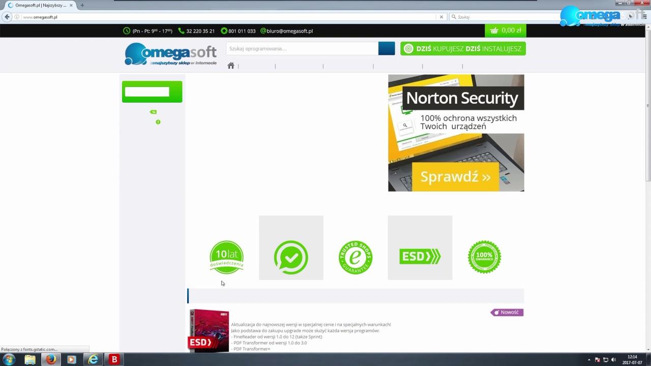 Bitdefender 2017 - jak odblokować dostęp do internetu dla danego programu?