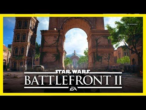 Breaking News | Star wars: battlefront 2 beta - galactic assault on naboo gameplay