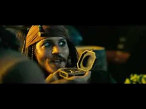 Jack Sparrow : Pirati dei Caraibi ( L'isola del tesoro )