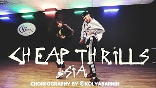 Sia Cheap Thrills Dead Boy choreography by KolyaBarnin.mp3