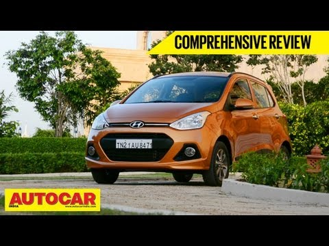 The All New Hyundai Grand i10 CRDi | Comprehensive Review | Autocar India