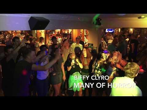 Oxford Disco & Karaoke - Karaoke Disco,  (Biffy Clyro Karaoke Cover)