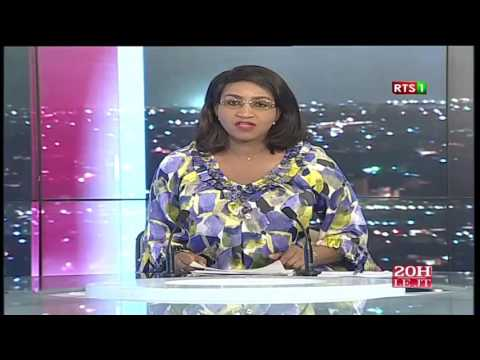 JT Officiel 20H de la RTS1 du samedi 27 août 2016