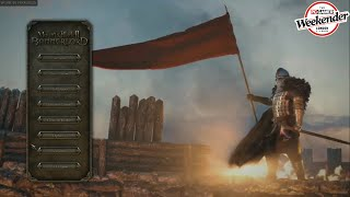 Mount and Blade 2 - Bannerlord Gameplay @ PC GAMER WEEKENDER