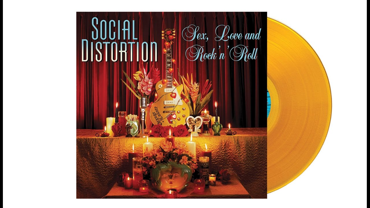 Social distortion sex drugs rock n roll