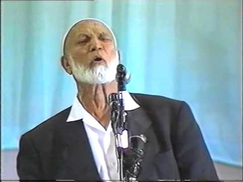 """Mother of all injustices"" - Sheikh Ahmed Deedat (1)"