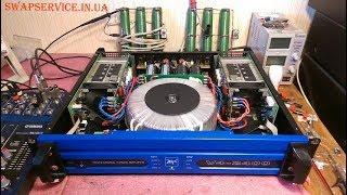 Park Audio V4-2400, CF2400 ремонт обзор усилителя