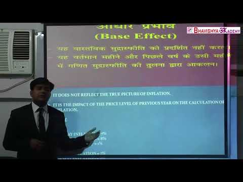 Session on Inflation For UPSC Civil Services - Economics By Rishi Jain Part2