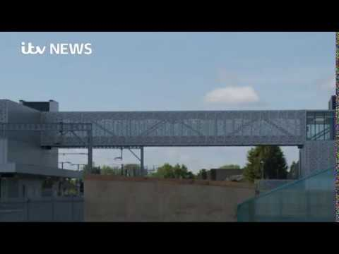 Cambridge North Station opens  Anglia News