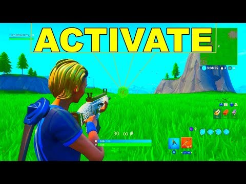 *AIMBOT GLITCH* How To Get The BEST AIM For FREE In Fortnite Season 10! (PS4/XBOX ONE)