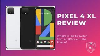 Pixel 4 XL / Google Fi Review