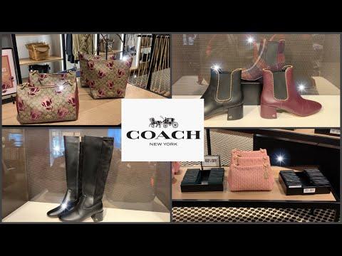 Coach Outlet 70% Off 🏷 Sales