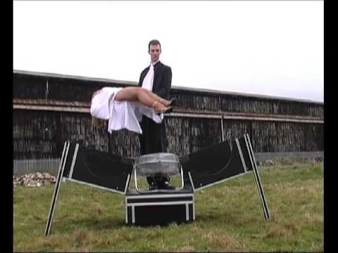James Long - magician - magic illusion promo