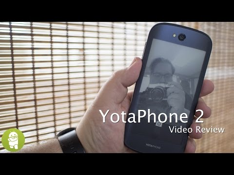 The 5.5-inch YotaPhone 3 has a secondary e-ink screen and a Snapdragon 625