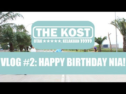 The Kost VLOG 2: HAPPY BIRTAY EUGENIA