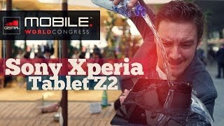 Sony Xperia Z2 Tablet - самый тонкий и легкий планшет