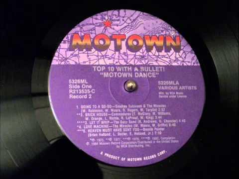 Top Ten With A Bullet Motown Dance Songs