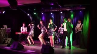 SUGAR OFFICE presents: soulful Ray Charles/Supremes 60`s tribute show (show teaser )