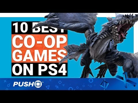 TOP 10 BEST CO-OP GAMES ON PS4 | PlayStation 4