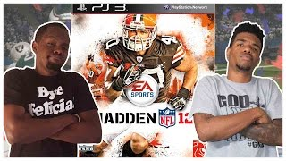 BEST MADDEN EVER??? - Madden 12 Gameplay | #ThrowbackThursday ft. Juice