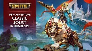 SMITE - New Adventure - Classic Joust