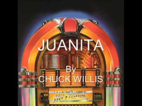 Juanita By Chuck Willis