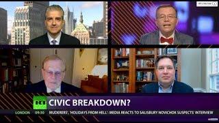 CrossTalk: Civic Breakdown?