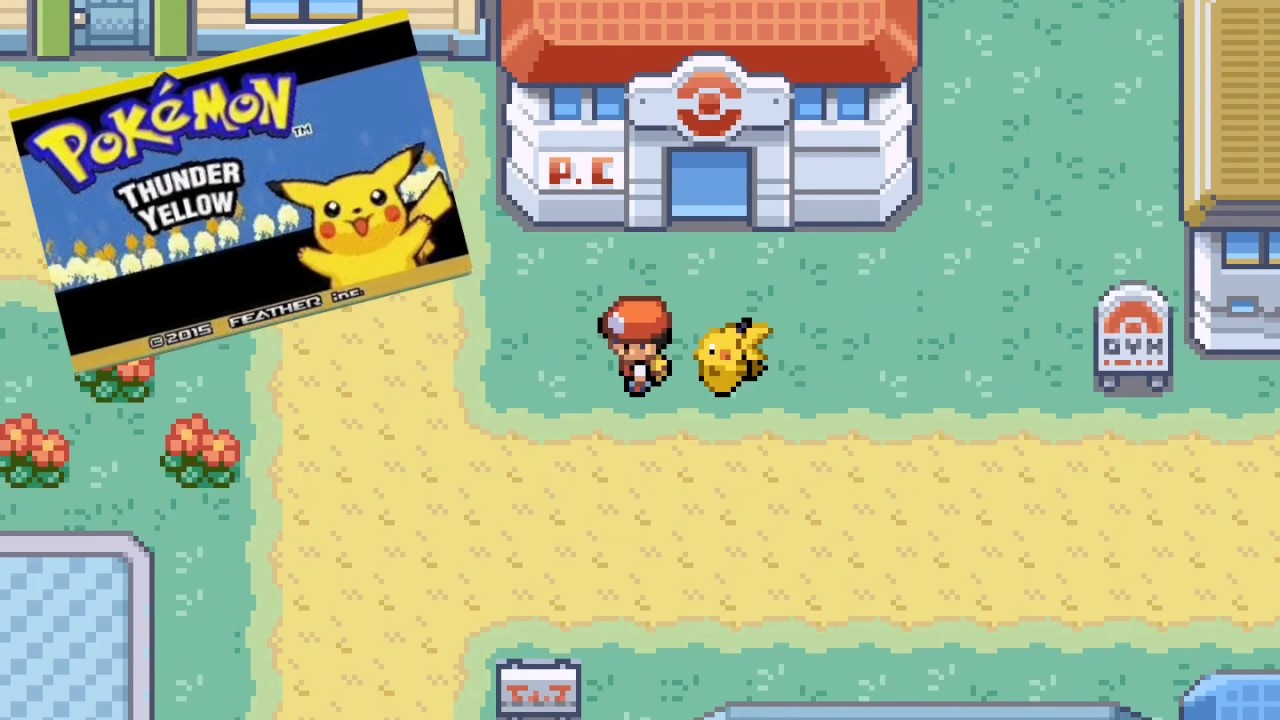 Descargar Pokemon Amarillo Trueno Gba Espanol Kortaiweibi S Ownd