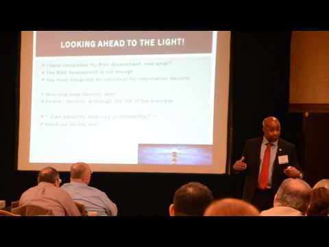 Part 2 - Knox's brief talk on cyber relating to Financial Services!