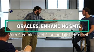 Ned Scott and @theoretical of Steemit Explore Oracles on Steem