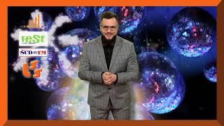 Sebastian Mierzwa życzenia Noworoczne 2019 r. Listy Śląskich Szlagierów TV NTL