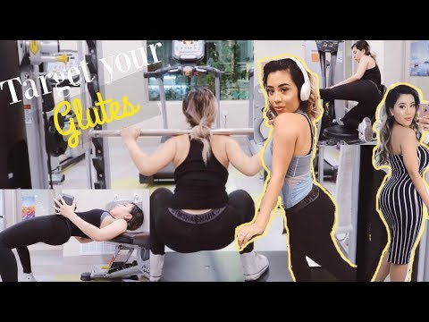 WHAT I DO TO GROW MY BOOTY//MY WORKOUT ROUTINE