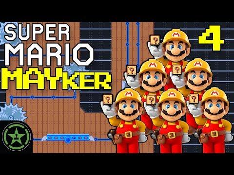 Community Maps - Mario MAYker (#4) | Let's Play