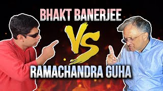 Hindutva Will Destroy Us! - Ramachandra Guha Vs Bhakt Banerjee