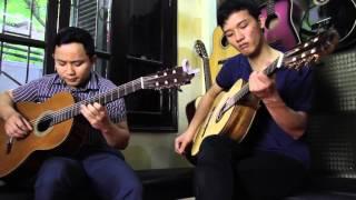 Sao em nỡ đành quên - Guitar Văn Anh & Văn Sáng Bk