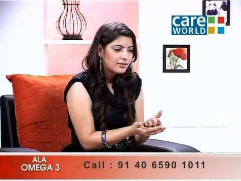ALA Omega 3 - How To Control Diabetes - Dr.Humera Banu & Dr. Jyoti Vora