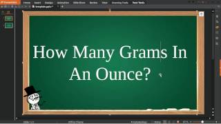 How Many Grams Ounce
