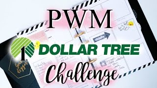 Gambar cover PWM Dollar Tree Challenge: Cheaply Chic Collab