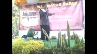 Ceramah Walimatussafar I Ust MZ el-Bekasy (Muhammad Zen) di THB Bekasi 24 Agustus 2014