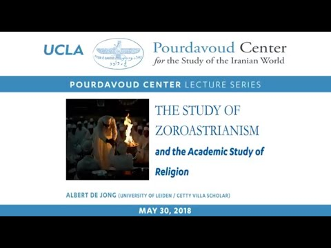 Thumbnail of The Study of Zoroastrianism and the Academic Study of Religion video