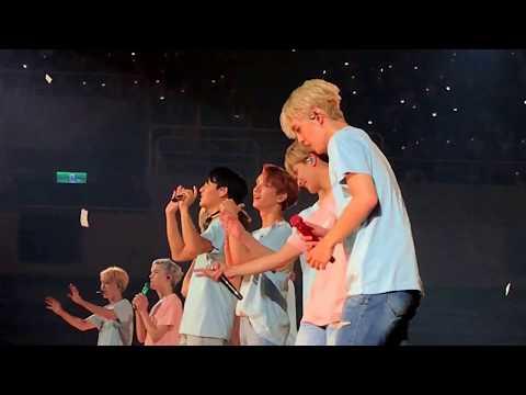 20171001 seventeen 세븐틴 Taiwan con-ending