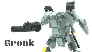 Lego MOCS by M1NDxBEND3R Gronk