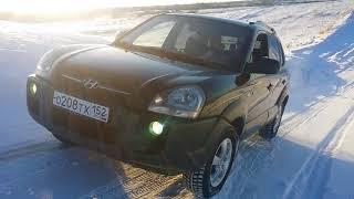 Hyundai Tucson 2.0 Crdi Работа Имитаций Блокировок И Пп